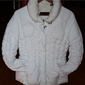 Via Spiga White Puffer